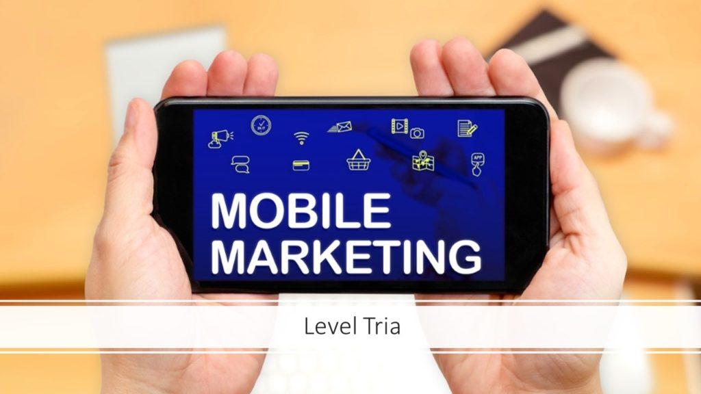 Mobile Marketing-Level 3